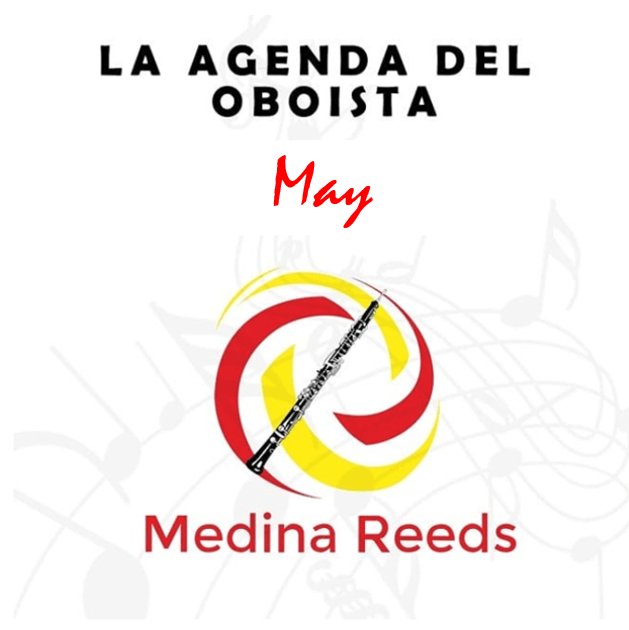 Eventos oboe mayo