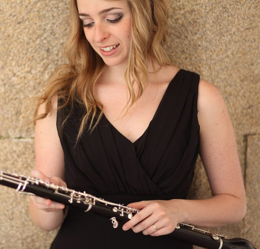Oboist of the month Miriam Pastor Burgos