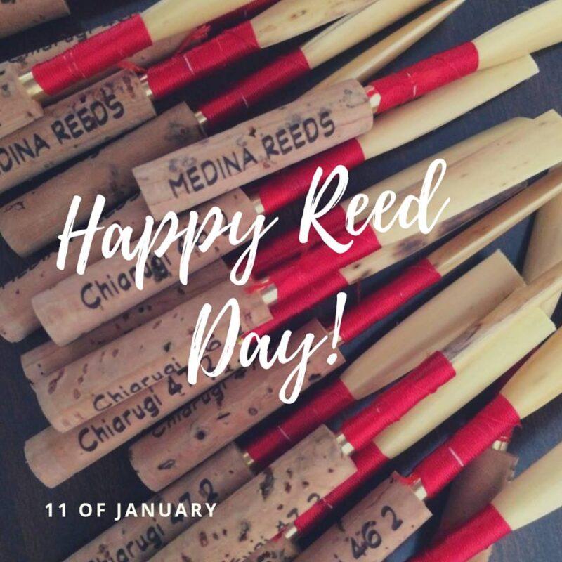 oboe reed
