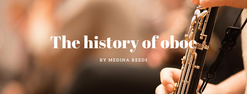 The history of oboe