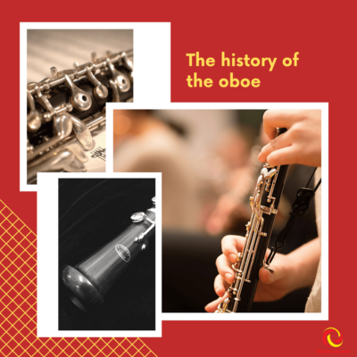 the history of the oboe