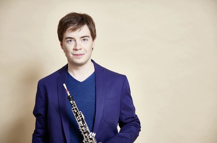 oboist of the month ramon ortega quero